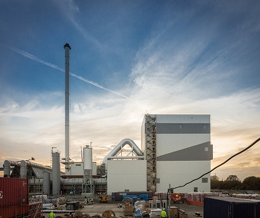 Réduction de 70 % des NOx à Tilbury Green Power